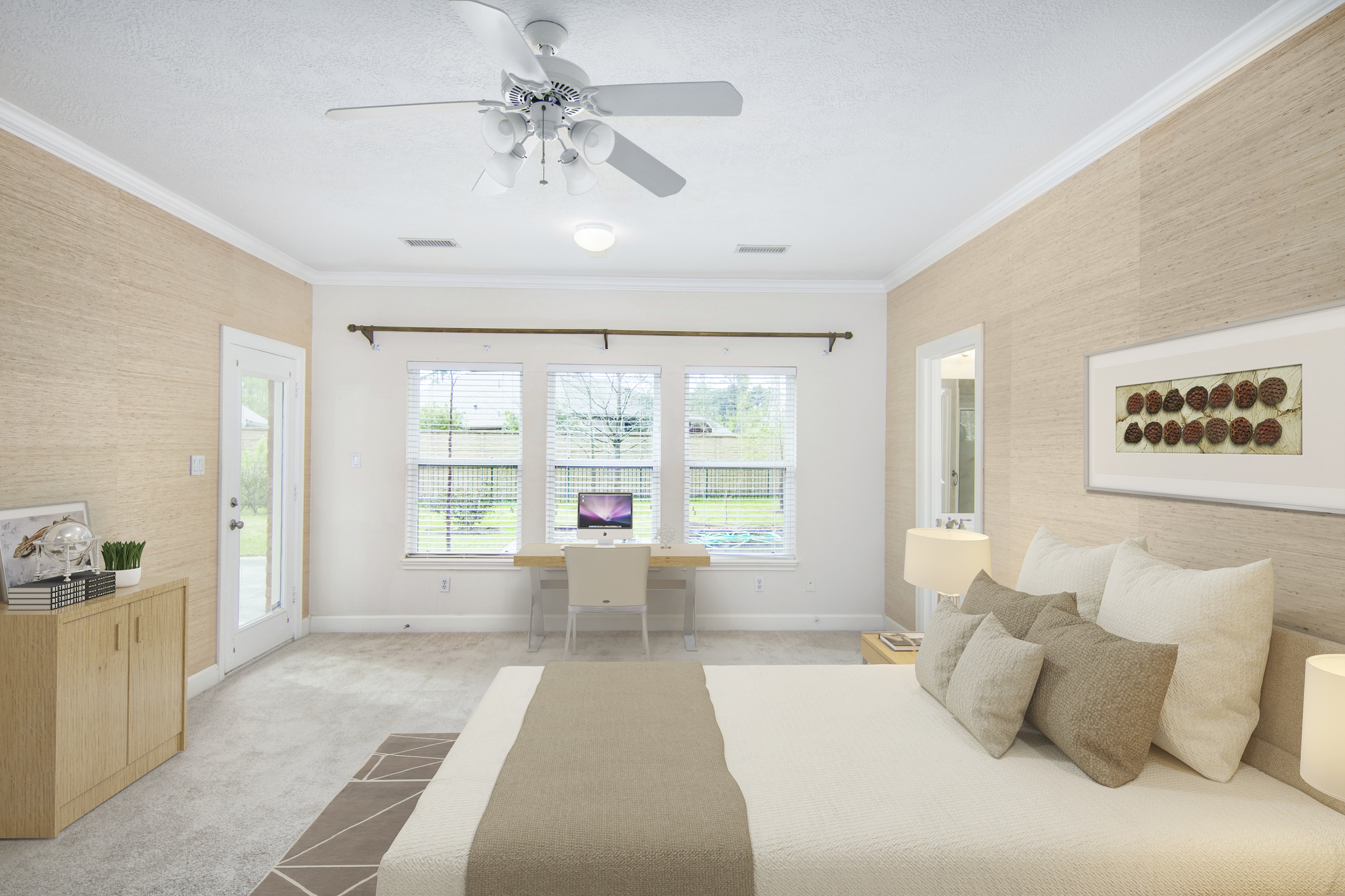affordable Washington, DC virtual staging photography